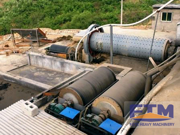 Gold Ore Separation Processes