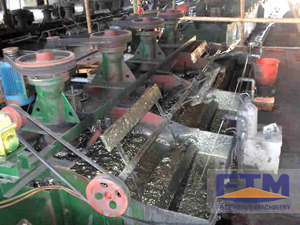 Gold Ore Dressing Equipment